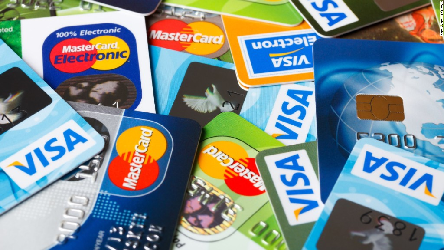yurtdışından kredi kartı almak